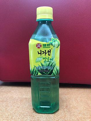 健桥柠檬芦荟粒芦荟饮料(500ml)
