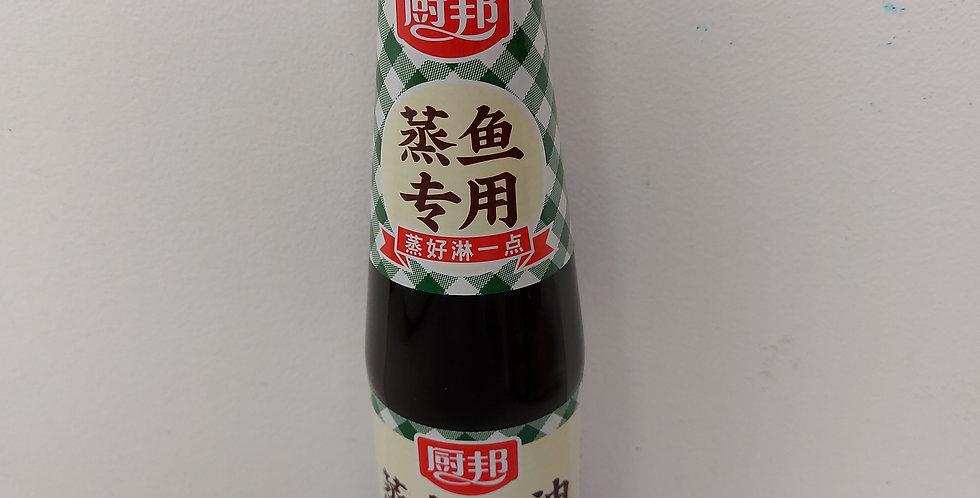 厨邦  蒸鱼豉油 420ml