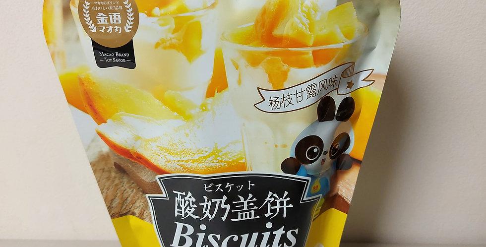 金语 酸奶盖饼 杨枝甘露味 170g