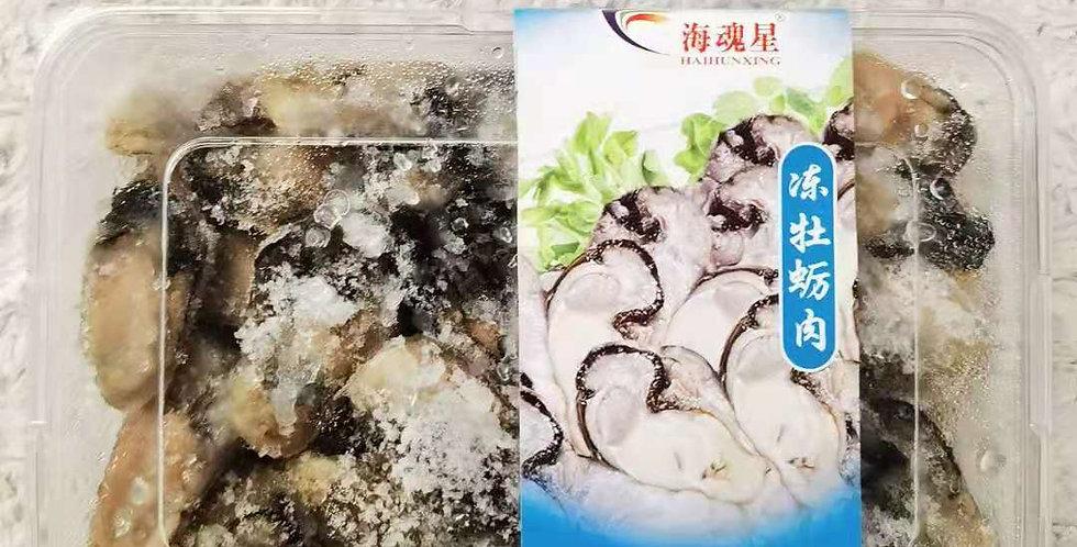 海魂星 冻牡蛎肉 500g