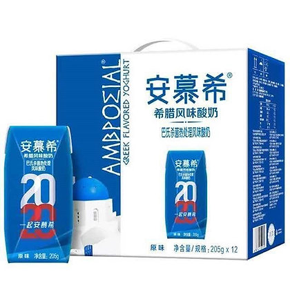 安慕希原味酸奶(12只装)