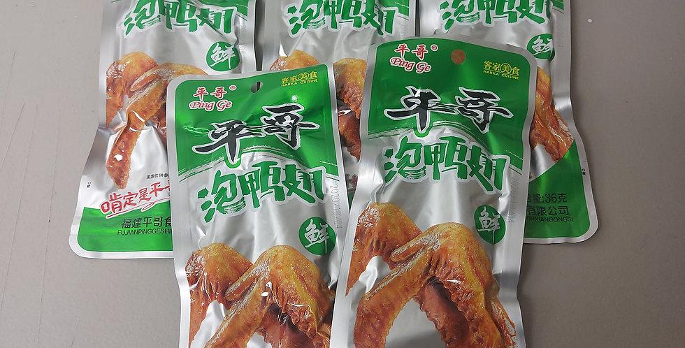 平哥泡鸭翅 原味 36g X 5袋