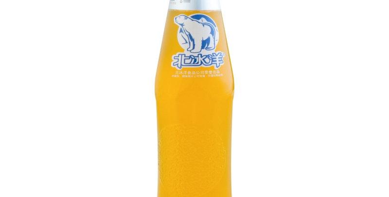 北冰洋 桔子味汽水 248ml