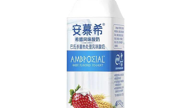 安慕希草莓燕麦(200g)
