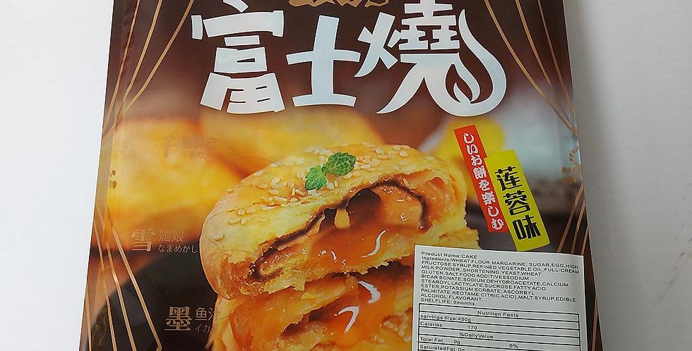 3Q 富士烧蛋黄酥 莲蓉味 6枚装