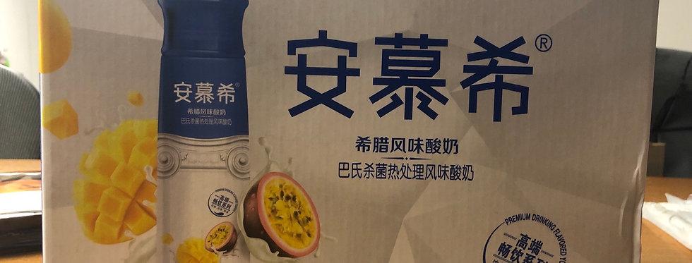 安慕希 芒果百香果味 230g*10瓶入