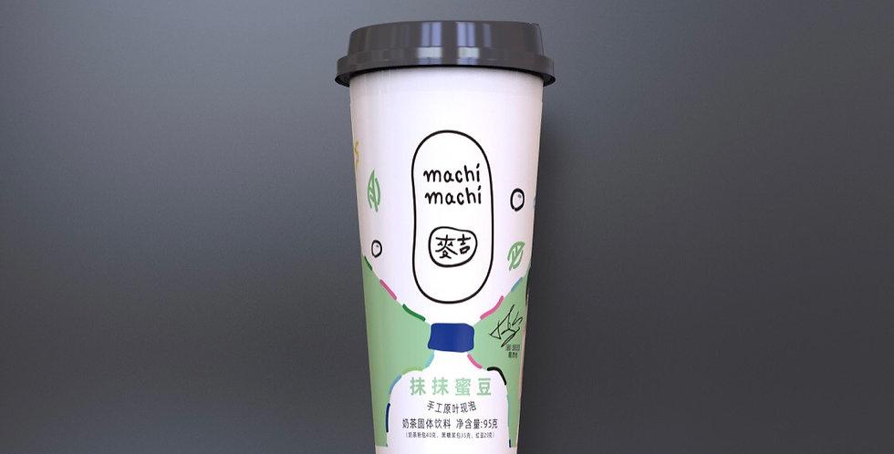 麦吉 抹抹蜜豆奶茶 95g