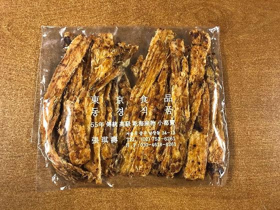 韩国老爹香辣烤鱼片