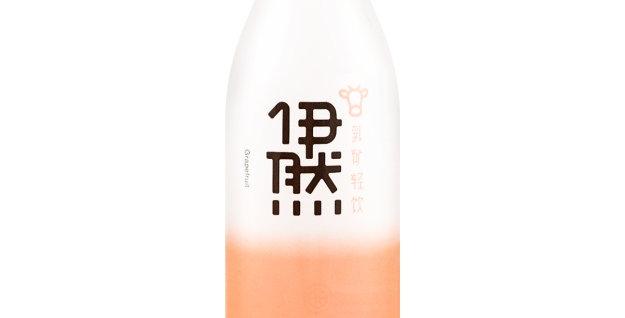 伊然 乳矿轻饮 柚子味500ml