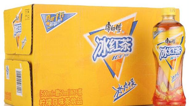 康师傅冰红茶整箱装(15+1瓶)