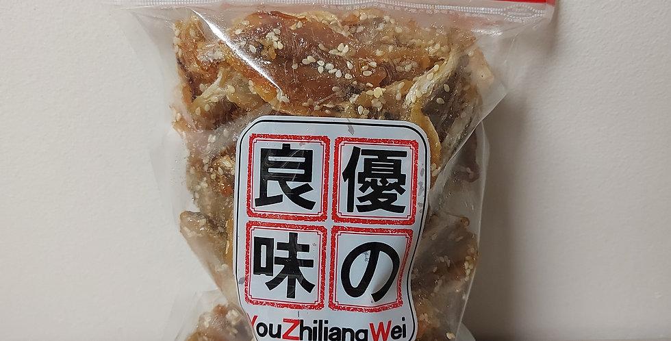 优之良味 黄花鱼 芝麻味 1lb