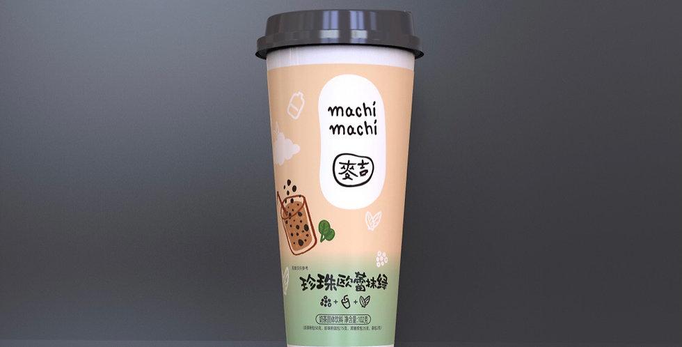 台湾麦吉 珍珠欧蕾抹绿 102g