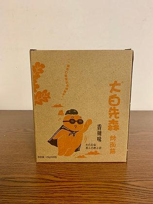 大白先森 烤面筋 香辣味 26g x 20包