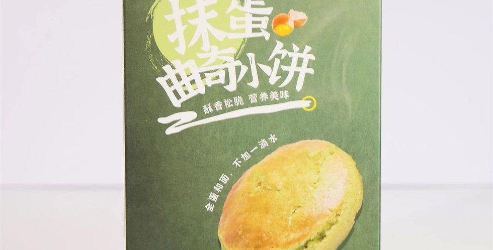 辰颐 抹蛋曲奇小饼 抹茶味 150g