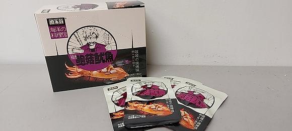 渔家翁锁汁鲍菇鱿鱼烧烤味(20包)
