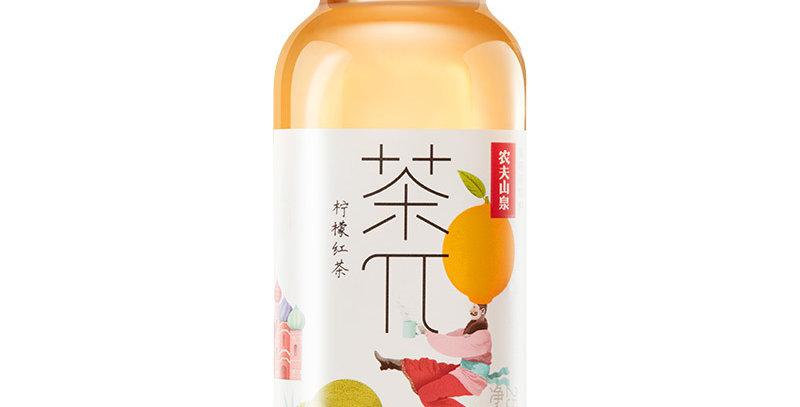 茶π  柠檬红茶味 500ml