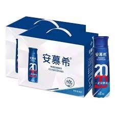 安慕希高端畅饮原味酸奶(10瓶)
