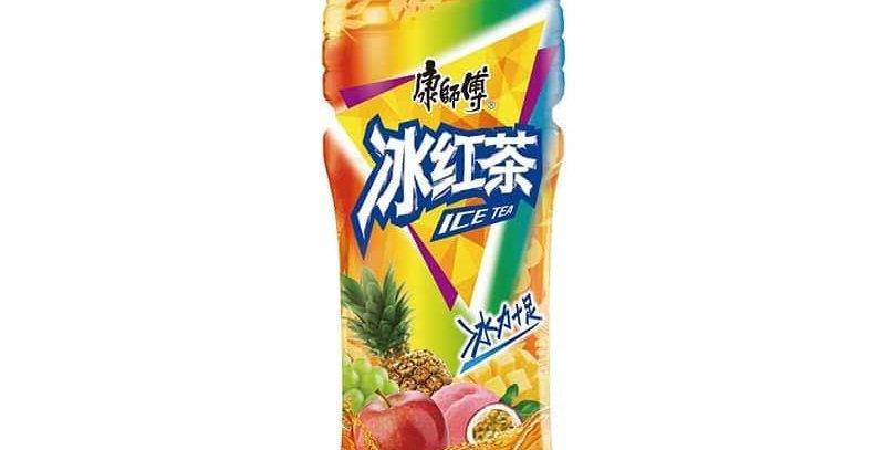 康师傅 热带水果味冰红茶 500ml
