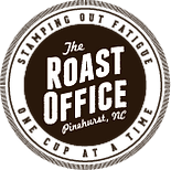 Roastoffice logo | Pinehurst Coffee shop
