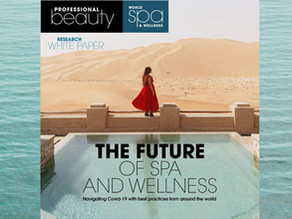 White Paper: The Future of Spa and Wellness launches to help spa businesses thrive