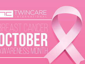 'Twincares' goes pink