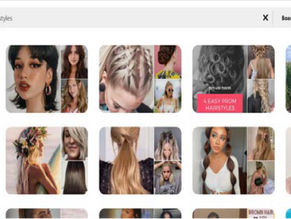 Pinterest has recently introduced a new feature to improve inclusiveness in hair searches