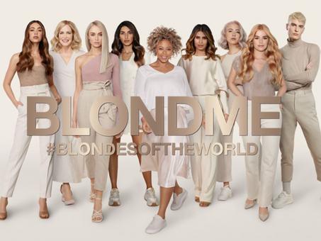 Schwarzkopf Professional introduces #BLONDESOFTHEWORLD Campaign