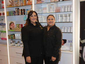Mid-pandemic move for Johannesburg salon pays off