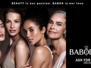 BABOR. Beauty is our passion.