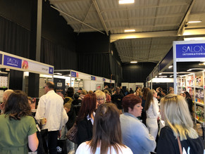 Salon International hits the right mark