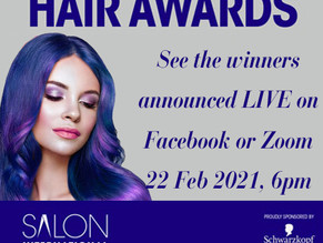 Who will win at the Salon International Hair Awards?