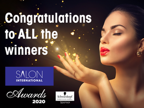 Salon International Hair Awards announces winners