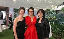 Professional Skin Care Lab 21 birthday - Natasha Wolfhaardt, Gina Gall and Dr Nadine Halbe