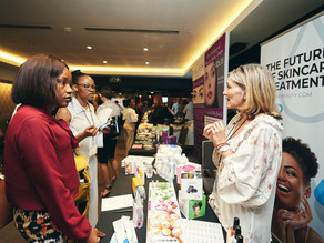 Networking event for beauty professionals