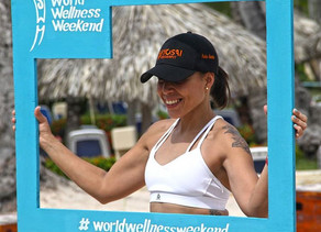 1,123 venues celebrated World Wellness Weekend