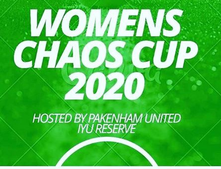 Our State 4 Women's squad take on The Chaos Cup 2020