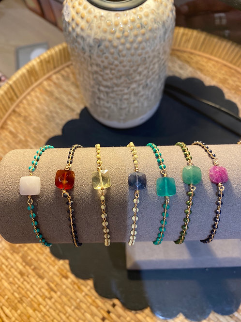 Bracelet chimene