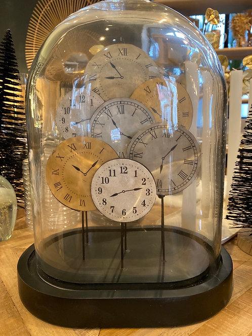 Cloche Horloge