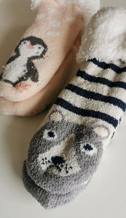 chaussettes enfant  antidérapantes