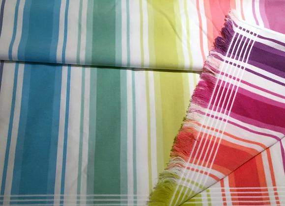 ST. PIERRE RAINBOW BEACH TOWEL