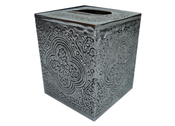 ST. PIERRE CANTERBURY TISSUE BOX