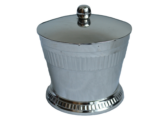 ST. PIERRE MODERNE COTTON CANISTER