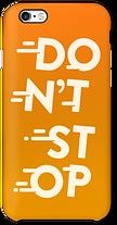 Cas Do not Stop