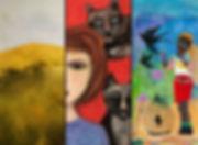 Viva La Difference | Gaye Evans, Daphne Mihan and Rosemary Hepworth