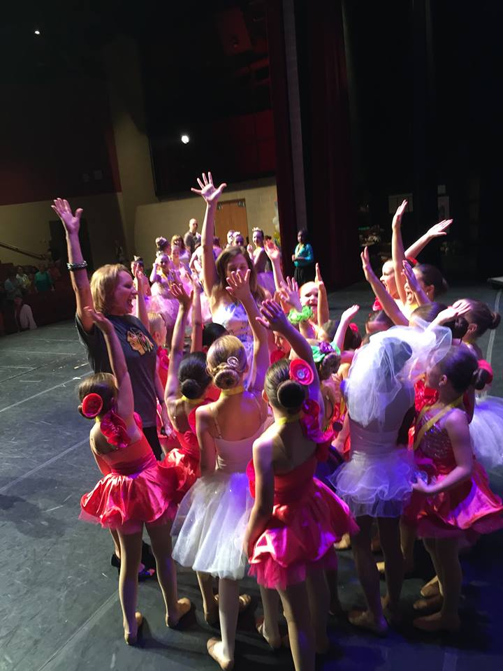 Mini's at Recital