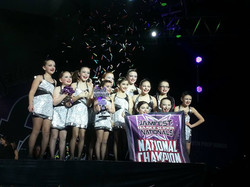 Youth Jamfest Champs