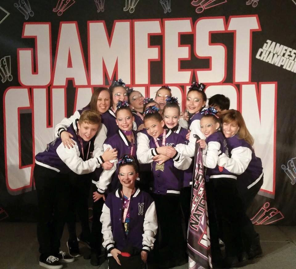 Allstars Jamfest National Champs