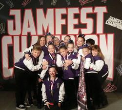 Allstars Jamfest National Champs