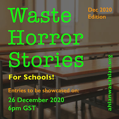 Waste Horror Stories For Schools