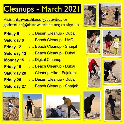 ahlanwasahlan cleanups march 2021.001.jp